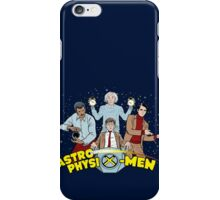 AstrophysiX-Men iPhone Case/Skin