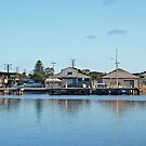 The Old Port Adelaide by FASImages