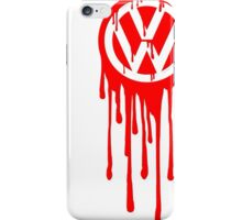 VW DRIP iPhone Case/Skin