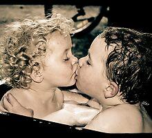 Morgan and Hannah by Kat36