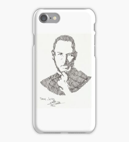 Steve Jobs - RIP iPhone Case/Skin