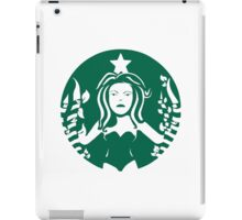 Poison Ivy Coffee iPad Case/Skin