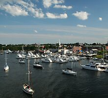 Newburyport, Massachusetts by Linda Jackson