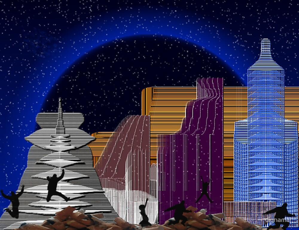 Future City by dignamar