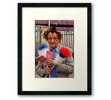 Ken Dodd Framed Print