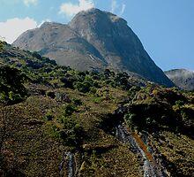 Mt Mulanje by DUNCAN DAVIE