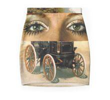 Vintage Model. Pencil Skirt