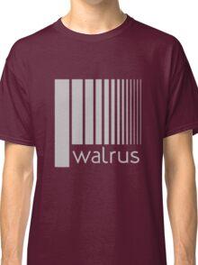 Walrus Grey Doppler Classic T-Shirt