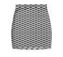 Space Invader pattern Mini Skirt