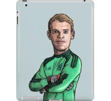 Unbeatable iPad Case/Skin