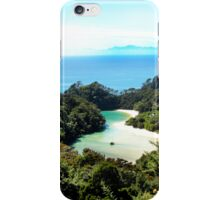 Abel Tasman New Zealand iPhone Case/Skin