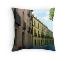 Footway Throw Pillow