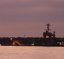 USS George Washington by Gnangarra
