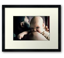 Hungry! Framed Print