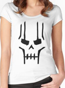 Necron Women's Fitted Scoop T-Shirt