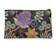 Sequins seamless pattern. Studio Pouch
