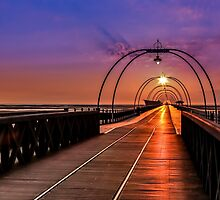 The Pier Of Destiny by Paul Madden