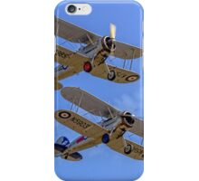A pair of Gloster Gladiators iPhone Case/Skin
