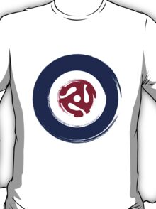 Painted effect mod target with spider middle T-Shirt
