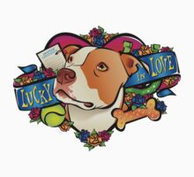 Lucky in Love Kids Clothes