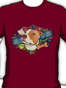 Lucky in Love T-Shirt
