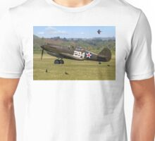 Warhawk with Magpies Unisex T-Shirt