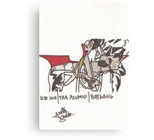 Kid Ink - Tha Alumni/Batgang Canvas Print