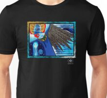 sweeping wings Unisex T-Shirt