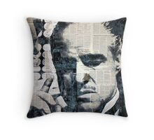 The Offer He Couldn't Refuse... Throw Pillow
