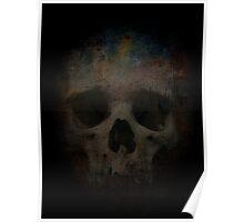 Skull 002 Poster