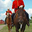 Mounties Always Get Their Man by Al Bourassa