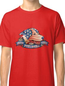 American Pit  Bull Terrier Classic T-Shirt