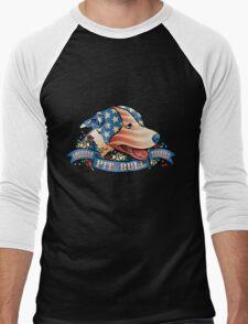 American Pit  Bull Terrier Men's Baseball ¾ T-Shirt