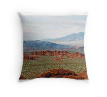 The Plains Throw Pillow