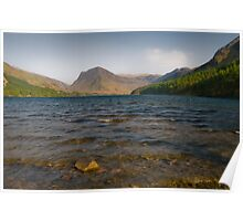 Buttermere in the Lake District Poster