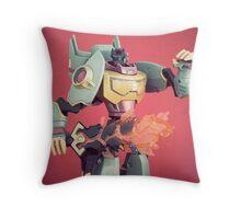Grimlock Throw Pillow