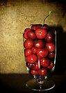 cherries by Angel Warda