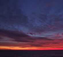 Red Horizon by pcimages