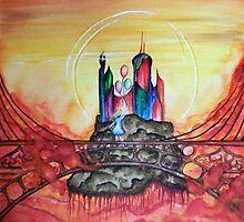 Dream Island by WhatIfIAmInsane