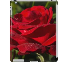 Of Red Roses and Diamonds  iPad Case/Skin
