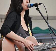 Stone Music Festival 2009, Gemma Moss. by Phil Mitchell