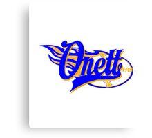 Onett Meteors Canvas Print