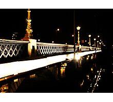 Queens Bridge Belfast Photographic Print