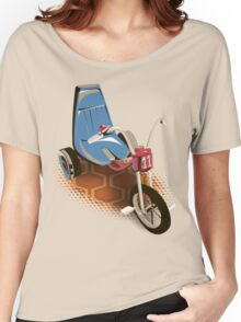 Tricycle 237  Women's Relaxed Fit T-Shirt