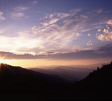 Smoky Mountain Daybreak by William C. Gladish