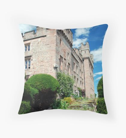 Hutton-in-the-Forest Throw Pillow