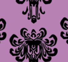 Haunted Mansion Wallpaper!  Sticker