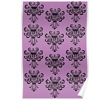 Haunted Mansion Wallpaper!  Poster