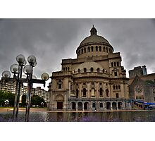 The First Church of Christ Scientist Photographic Print