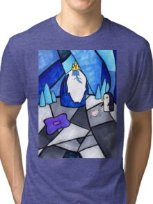 The Ice King and Gunter Tri-blend T-Shirt